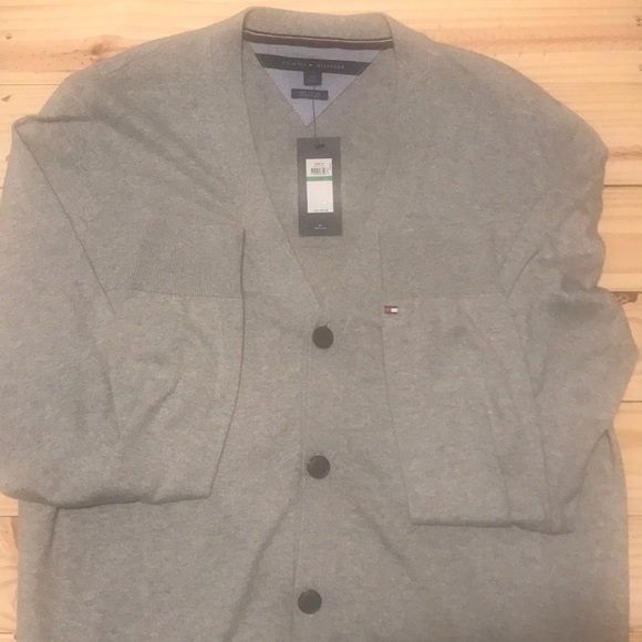 Tommy Hilfiger Other - Tommy Hilfiger Men's Cardigan Sweater w/ Buttons